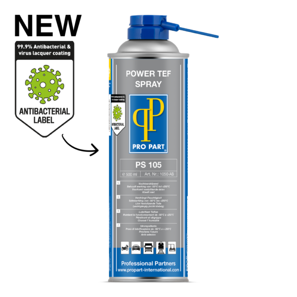Flacon de Power Tef Spray