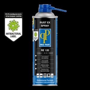 Flacon de Rust Ex Spray